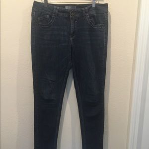 Wit & Wisdom by Nordstrom like new, skinny jeans